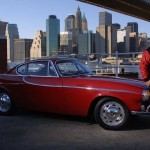 la volvo p1800s de irv gordon à new-york