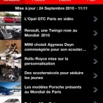 l'application iphone mondial de l'auto sur itunes