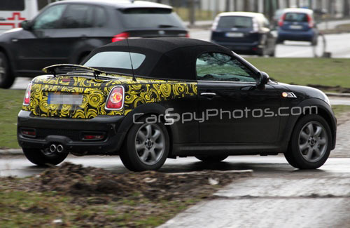 la mini speedster en phase de tests