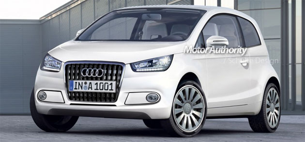 L'Audi A2 va faire son come-back !