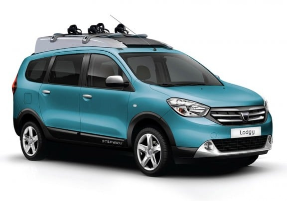 le dacia lodgy stepway 4x4