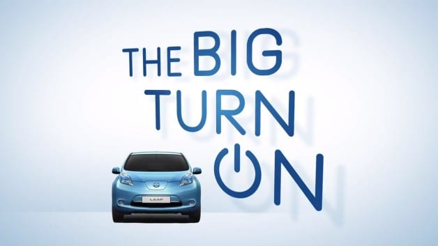 « The big turn on » : Branchez-vous au 100 % électrique !