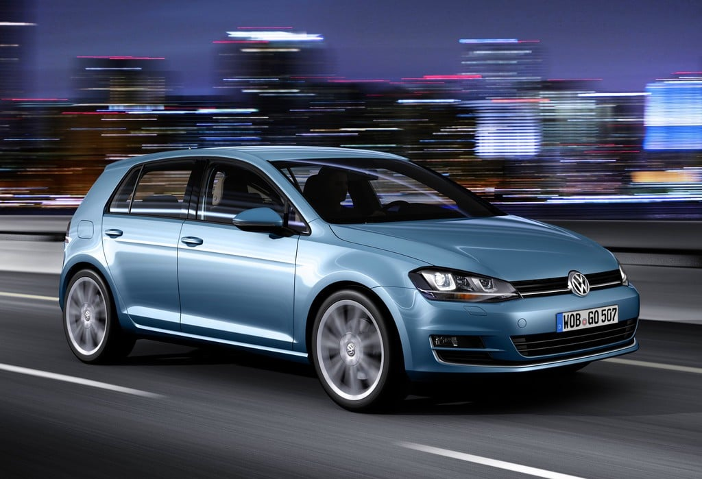 Nouvelle Volkswagen Golf VII : la pub « the one thing »