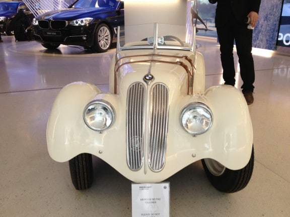 bmw 328 junior collector car