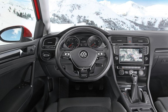 interieur golf 7 4x4