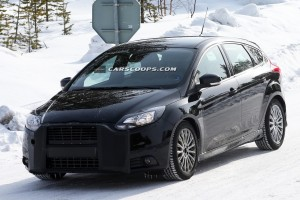 spy ford focus rs 2014