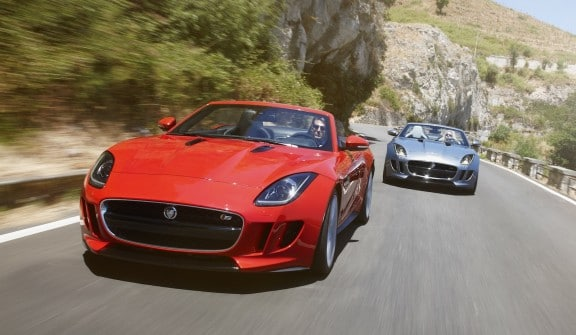 Jaguar-F-Type-roadster