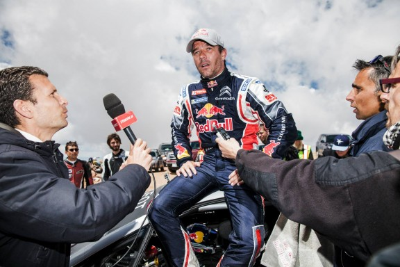 sebastien loeb interviewe