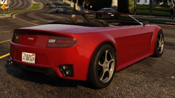 "Dewbauchee Rapid GT Roadster ""GTA5?"