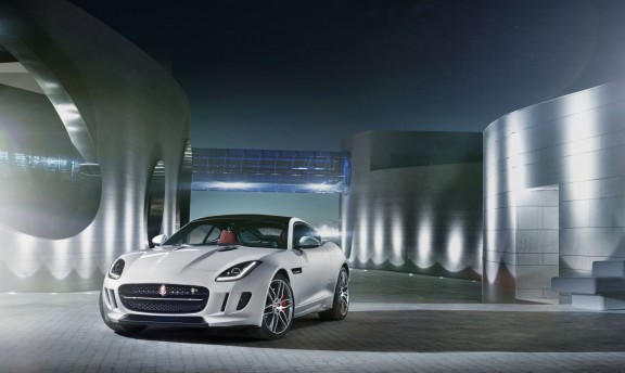 Jaguar F-Type Coupe - 6
