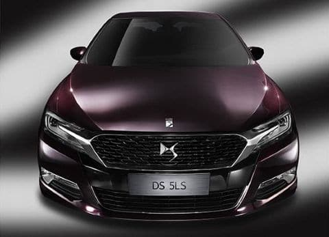 Citroën lance sa berline HDG en Chine : voici la DS 5LS