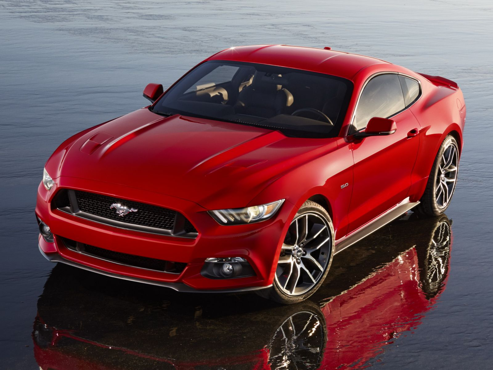 Nouvelle Ford Mustang : officielle !