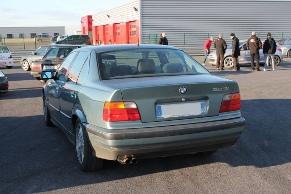 bmw e36 berline phase 2