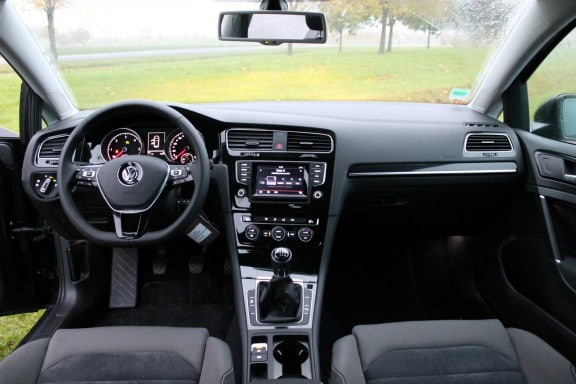 interieur golf 7 carat