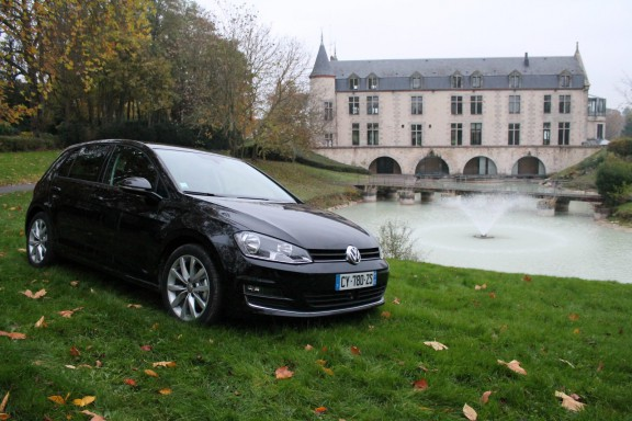 volkswagen golf VII finition carat
