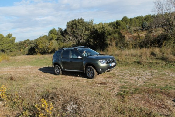 dacia duster restyle 4x4