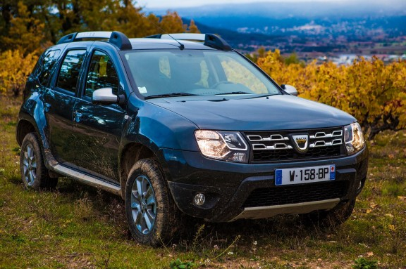 dacia duster restyle