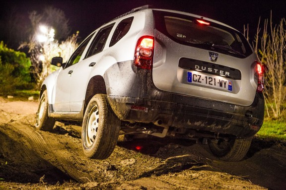 franchissement dacia duster restyle