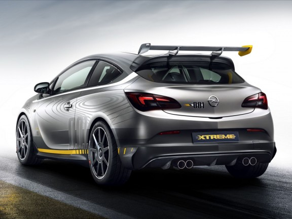Opel Astra OPC Extreme - 2