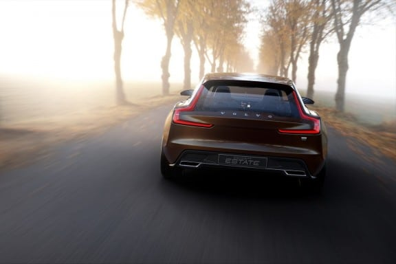 Volvo-Concept-Estate-shooting brake