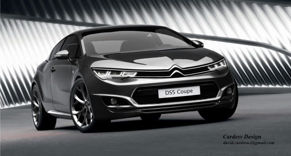 citroen ds5 coupe