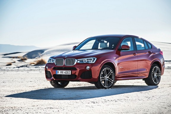 BMW-X4-crossover