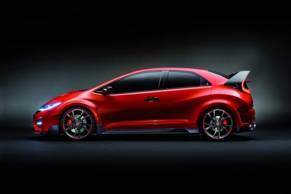Civic-Type-R-Concept-profil