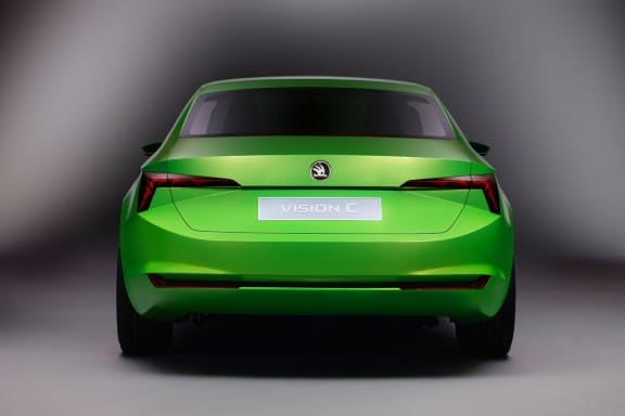 coupe Skoda-concept-car