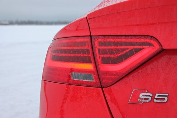 feux stop Audi S5 Sportback phase 2