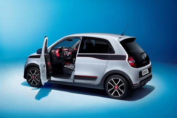 porte conducteur twingo