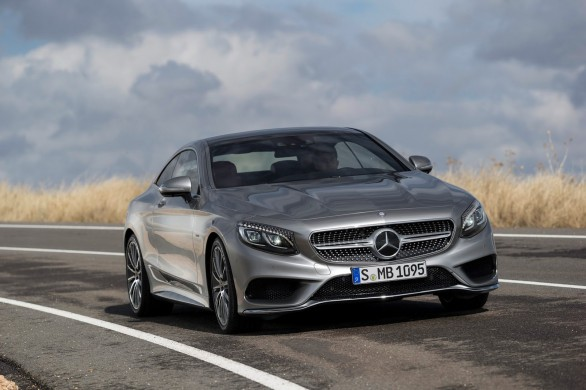 Mercedes-Classe S Coupe 2014