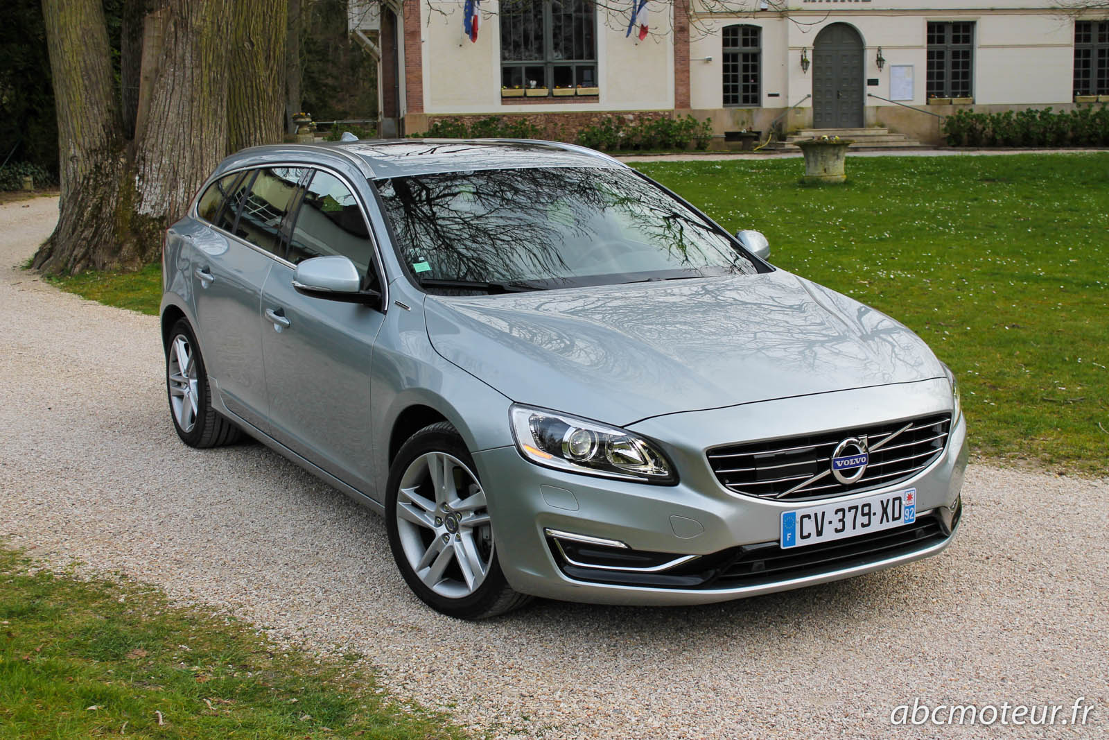 Volvo V60 D6 Plug-in Hybrid – Exception techno-écologique