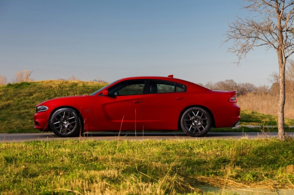 Dodge-Charger-2014 profil