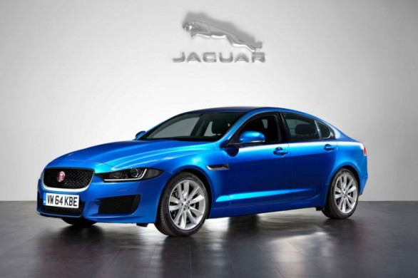 Jaguar XE image officielle