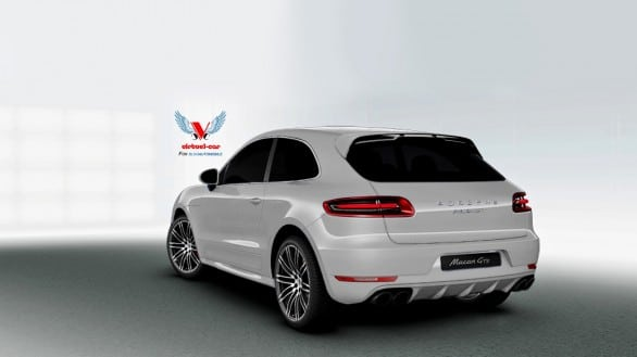 Macan GTS Coupe