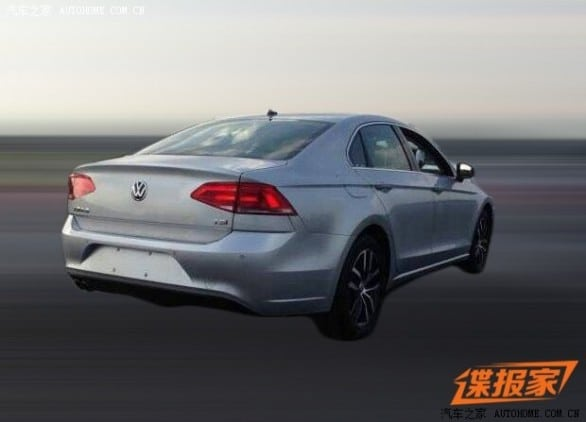 Volkswagen New Midsize Coupe serie
