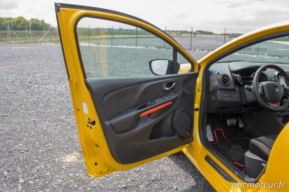 portiere Clio iv RS