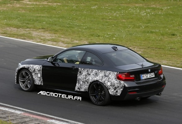 prototype BMW M2