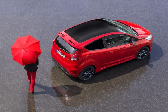 Ford Fiesta Red Edition 140 ch