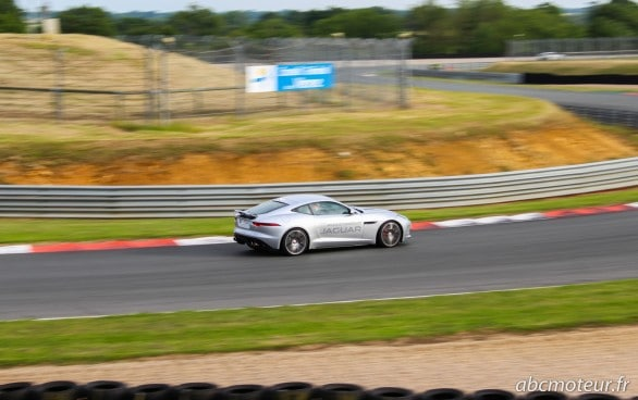 Jaguar F-Type circuit