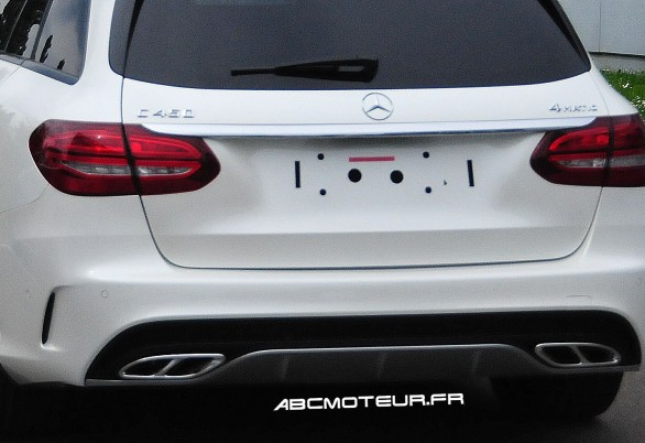 Mercedes Classe C Break Sport AMG