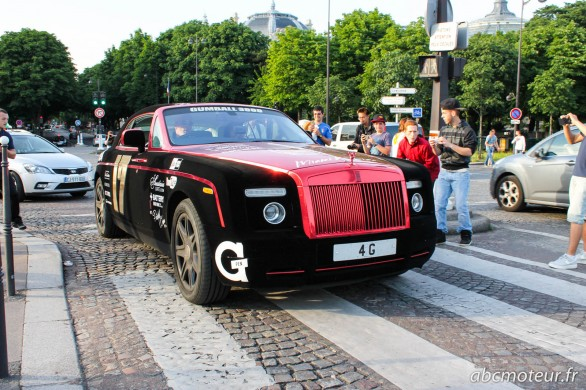 Phantom rose Gumball 3000 2014