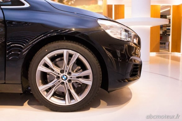 jante alu BMW Serie 2 Active Tourer