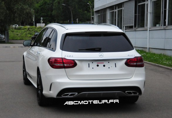 photo volee C450 Sport AMG