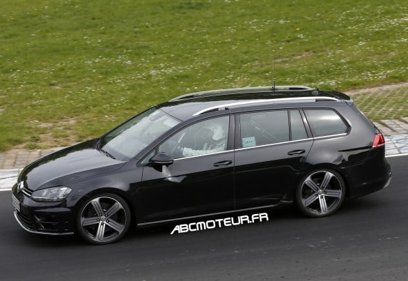 photo volee Golf R SW
