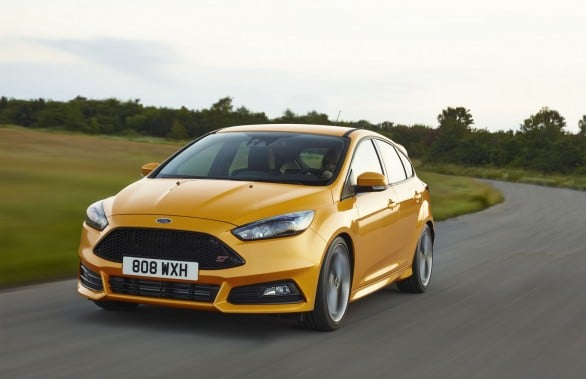 Ford Focus ST restylee