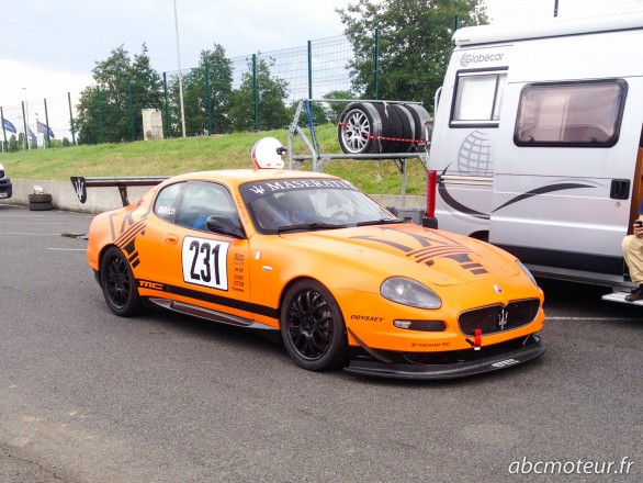 Maserati 4200 GT competition
