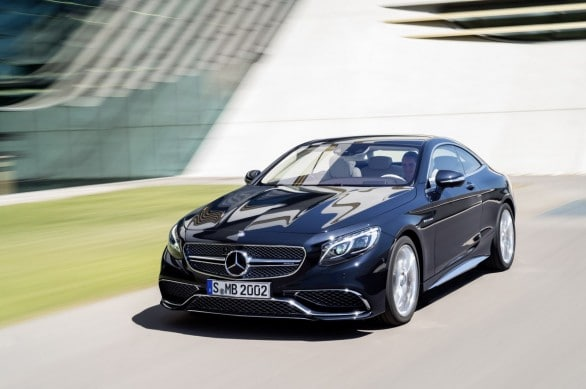 Mercedes Classe S Coupe 65 AMG - 11