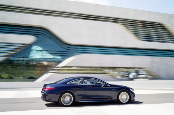 Mercedes Classe S Coupe 65 AMG - 9