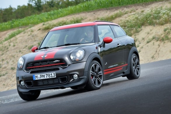 Mini-Paceman-John Cooper Works restylee